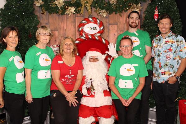 Christmas at Lismore Central 2018