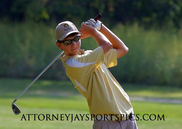 2010 09 02 YAIAA Division III Golf