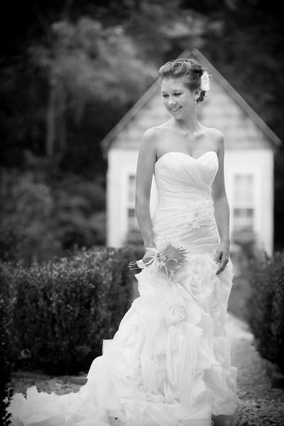 Davis Bridal Portraits
