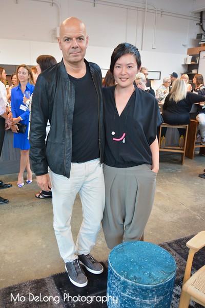 Pablo Pardo and Ying Ying Yong