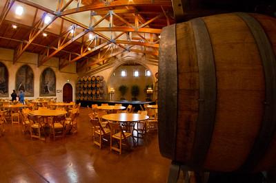 Bodega Bay, Cline Cellars, and Jacuzzi Cellars