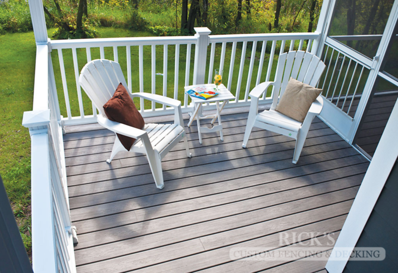 1232 - LifeStyle HDPE Composite Decking