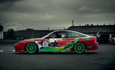 NK Racing Formula D 240sx