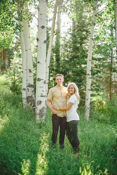 Ashlee & Brandon Engagements