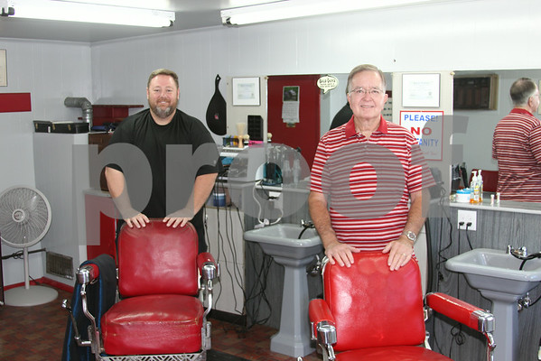 Burke Barbershop - July 2014