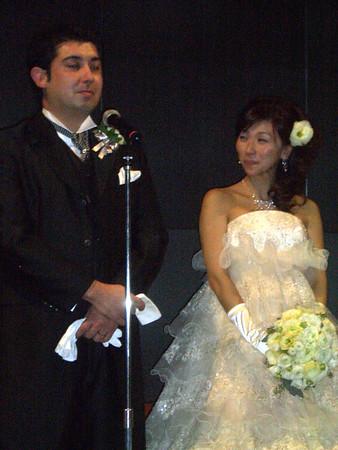 EIMEI & YUKIKO'S WEDDING