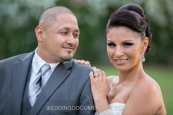 Sandra and Paul Wedding