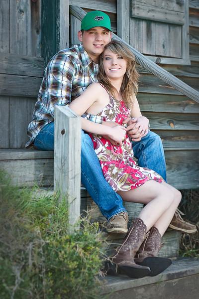 Caleb & Christina 2010