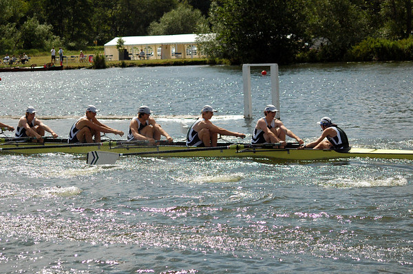 Henley 09: Just Rowing.