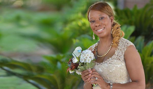 LaShaunda Kirkpatrick | Bridal Portraits