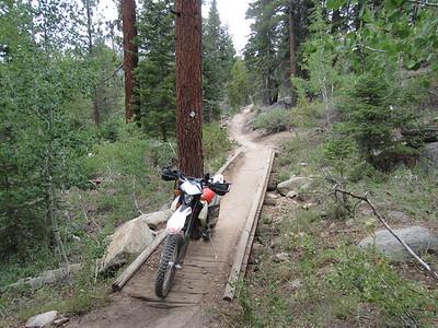 Kern Plateau Ride 2012