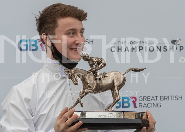 Cieren Fallon - Apprentice Jockey Champion 2020