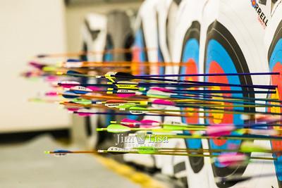 Archery, January 26