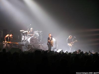 Concert Calogero 2008