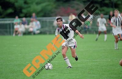 1990-1991 Men's Soccer