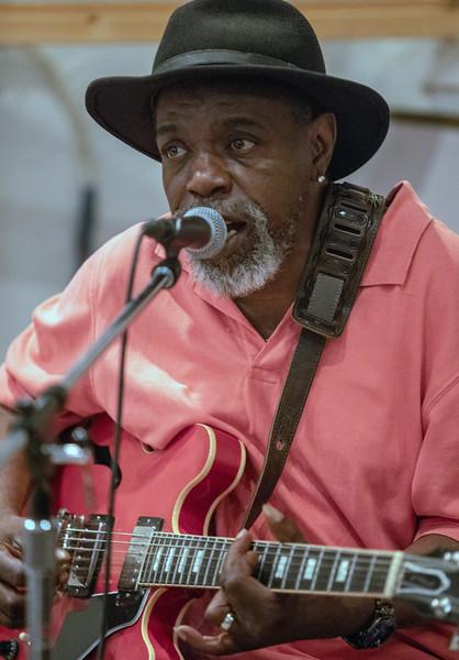Lurrie Bell | Delmark Rehearsal for Blues Fest