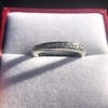 1.20ctw French Cut Eternity Band 4