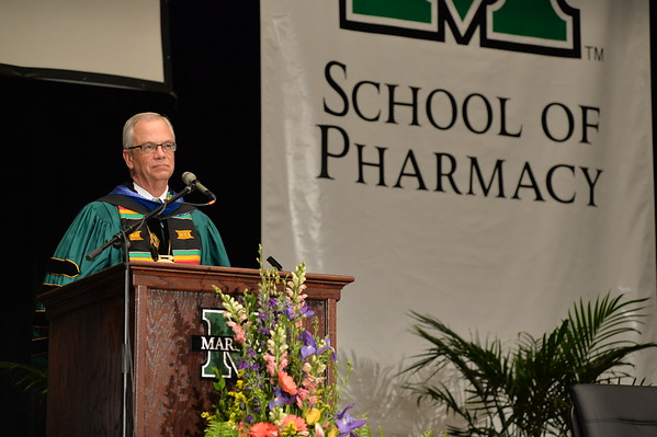 School Of Pharmacy commencement-May 2017