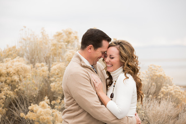 Liz & Brandon engagements