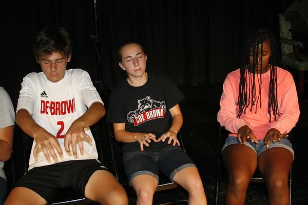 Coe-Brown Northwood Academy... September 9, 2016