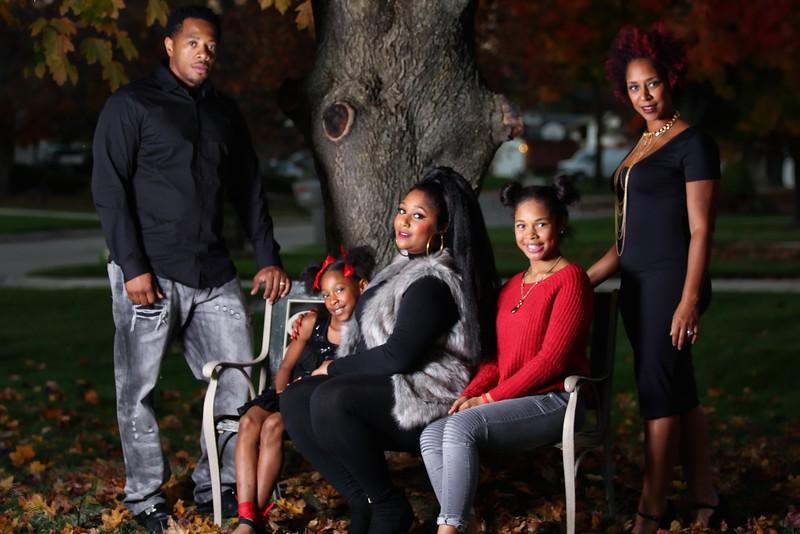 Adams Family - 2016 - Fall Shoot