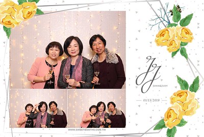 John & Judy's Wedding