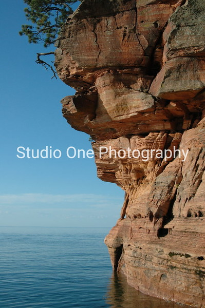 Sea Caves-Lake Superior