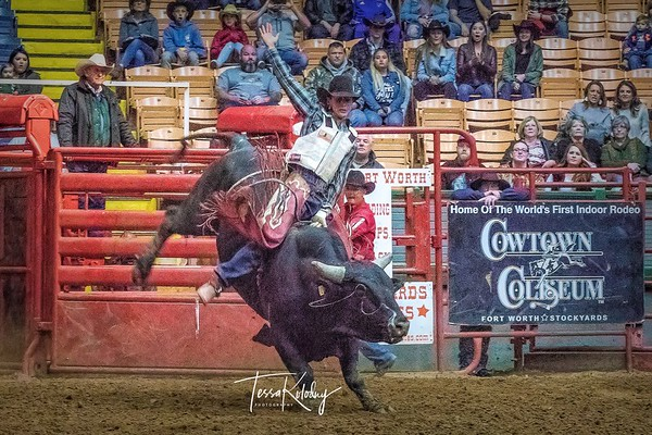 2018 Stockyards Rodeo 11-10