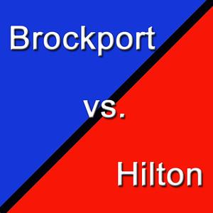 Brockport v. Hilton Wrestling