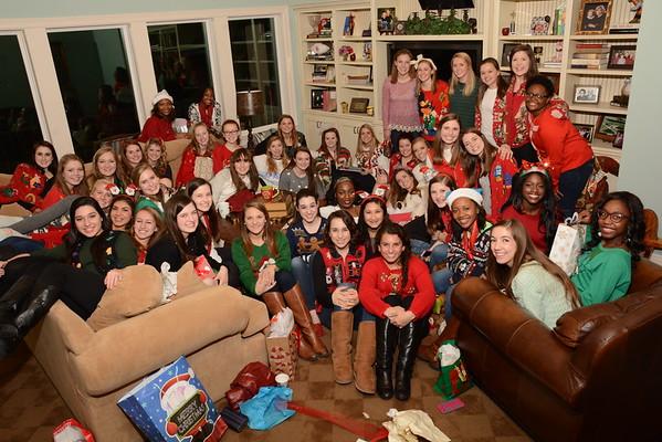 2015: Highlandette Holiday Party - Dec. 13.