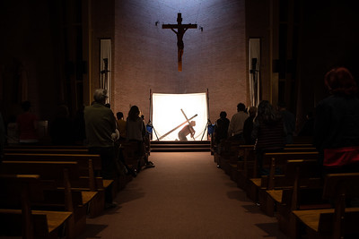 2019 Shadow Stations of the Cross