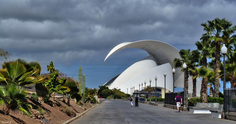 Auditorium of Santa Cruz de Tenerife
