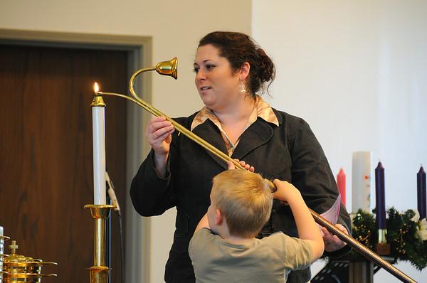 November 29, 2009 Worship Service