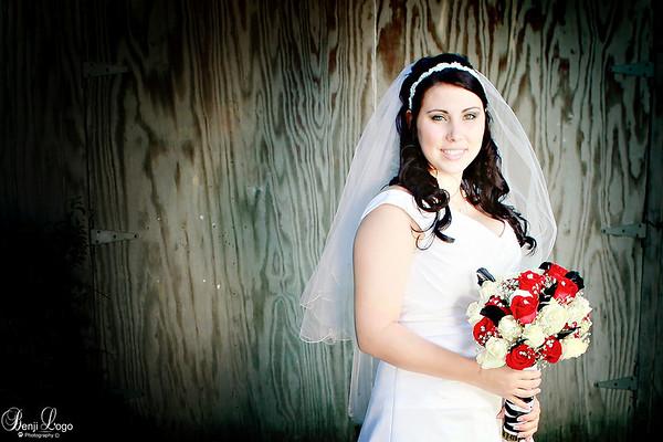 Andrea Wedding Photos 2011