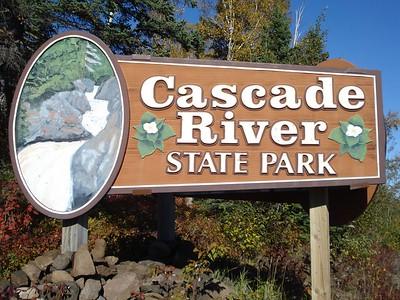Destination - Cascade River State Park