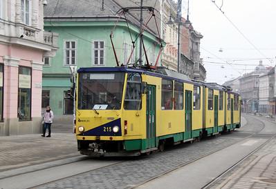 Hungary Trams