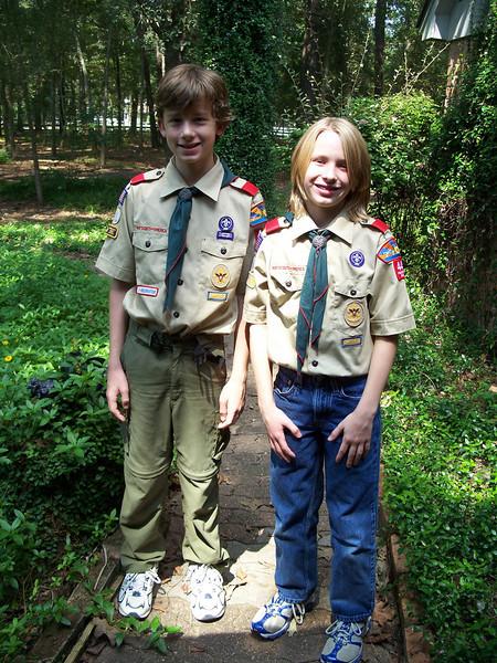 Keith Cub Scouts & Boy Scouts