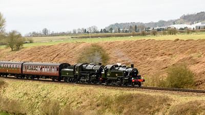 Severn Valley Railway Spring Gala