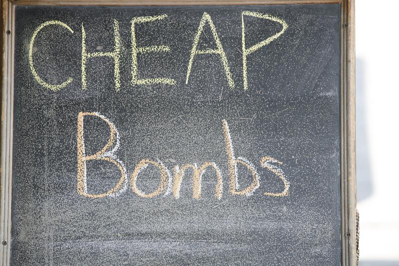 Cheap Bombs