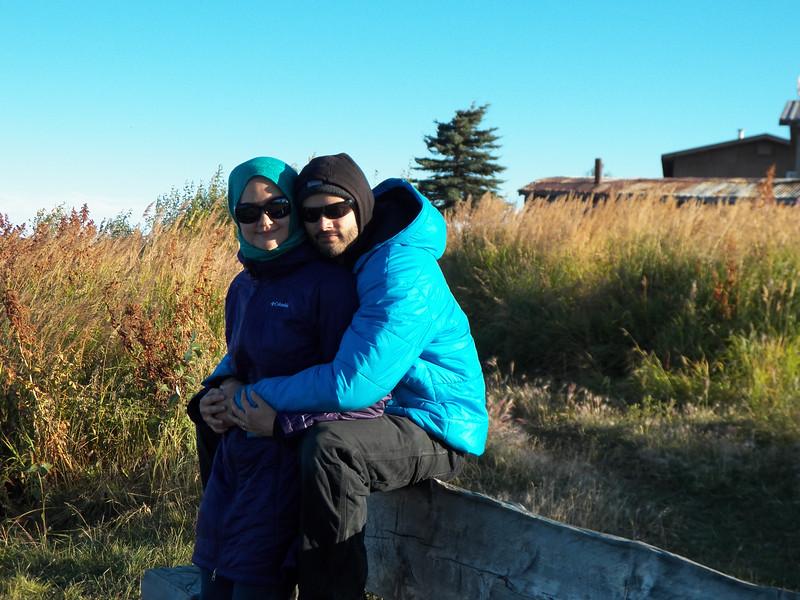 Winter Bear's Cutest Couple, Naaq & Erick