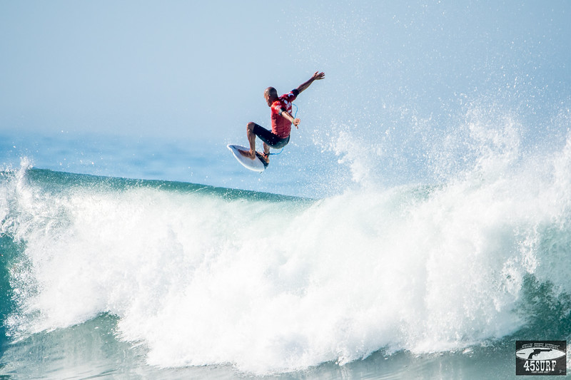 Kelly Slater Air!  Slater Launching an Epic Aerial! Nikon D810 Photos Pro Men's Surfing Hurley Pro Trestles Sports Photography With New Tamron SP 150-600mm F/5-6.3 Di VC USD Lens for Nikon D810