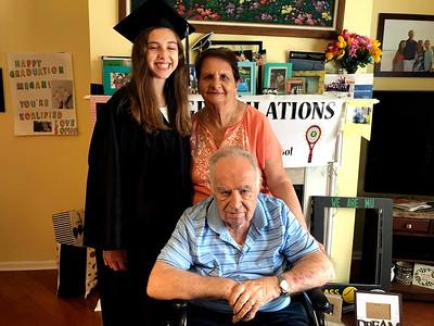 Megan Kidd Strath Haven HS Graduation