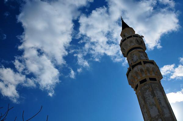 Gurji Mosque, Old Madina, Tripoli