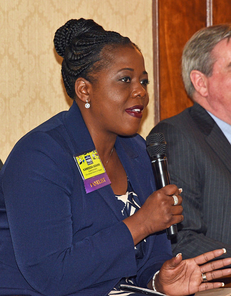 Kaweeda G. Adams, Superintendent , City School District of Albany