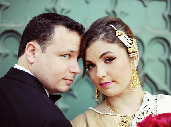 Aisha and John- Baton Rouge
