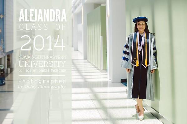 Alejandra Graduation