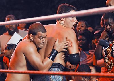 IWF Wrestling