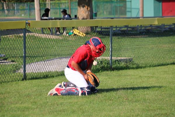 Pittsfield Babe Ruth Baseball 13s Practice - 080119