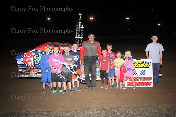 June 10, 2017 - Sprints and UMP Modifieds
