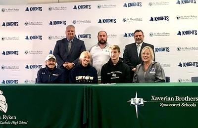 2020 NCAA NIL Signing_Ryan Summy